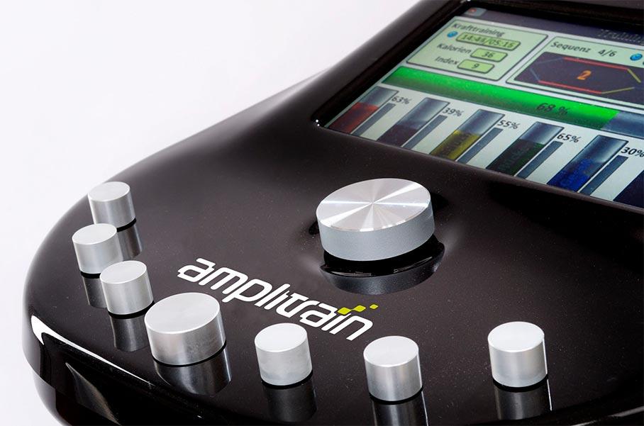 Der amplitrain s - Detail